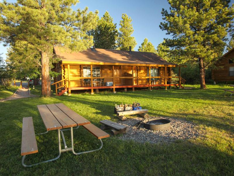 Red Canyon Cabin